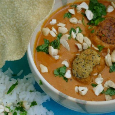 A curry (malai kofta), a competition and a new app…