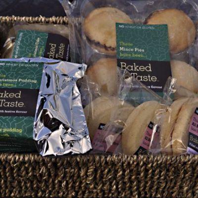 Win A Gluten-free, Wheat-free Christmas Hamper!