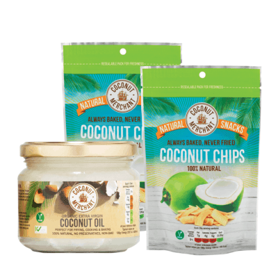Introducing Coconut Merchant – And A Giveaway!