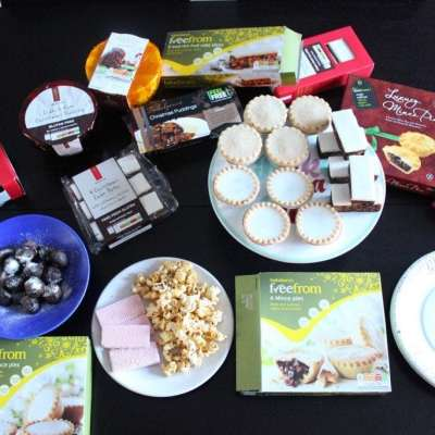 A Freefrom Christmas Food Guide 2015