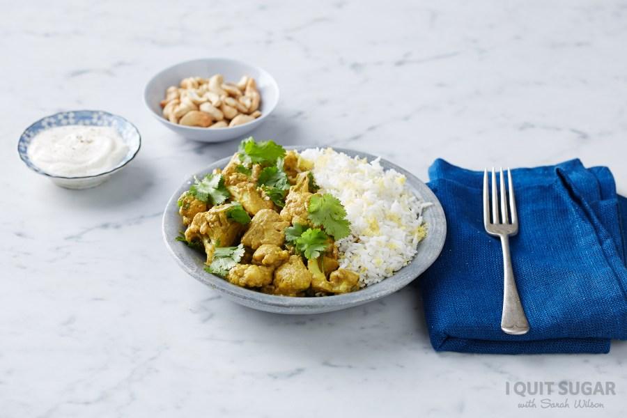 Keralan Cauliflower Curry (Original)