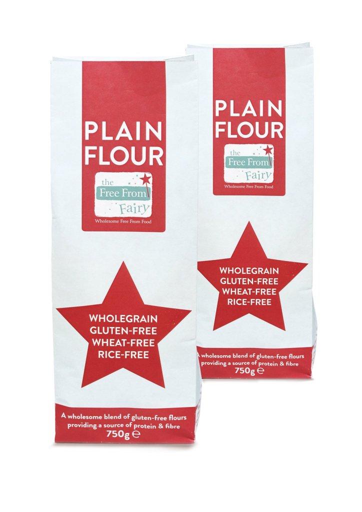 Flour packets