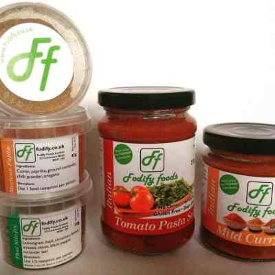 Introducing Fodify Foods & A Giveaway