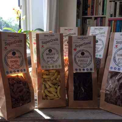 Introducing Nomad Health SuperSeed & SuperGrain Pasta & A Giveaway…
