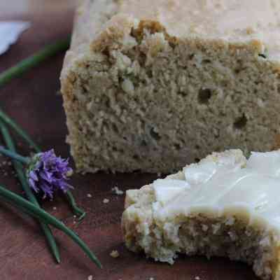 Vegan & Gluten-Free 'Cheese' Bread