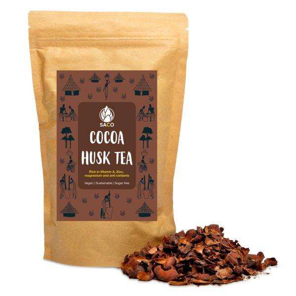 SACO Cocoa Husk Tea - 100g