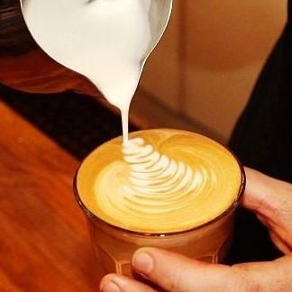 turmeric latte barista pic 2 for website