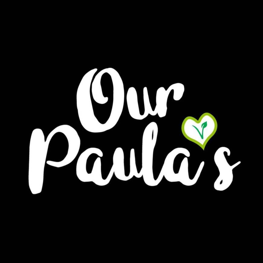 our paula's plant based vegan butter logo