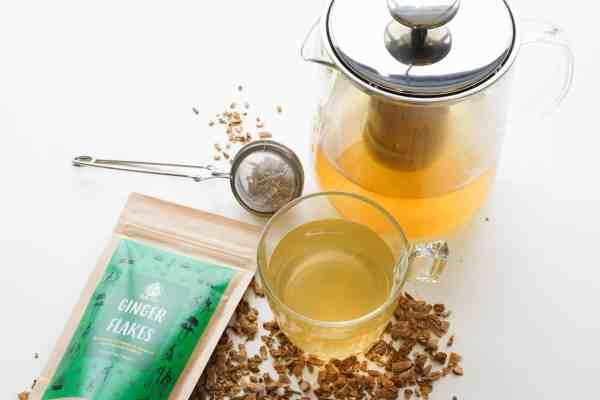 saco ginger tea