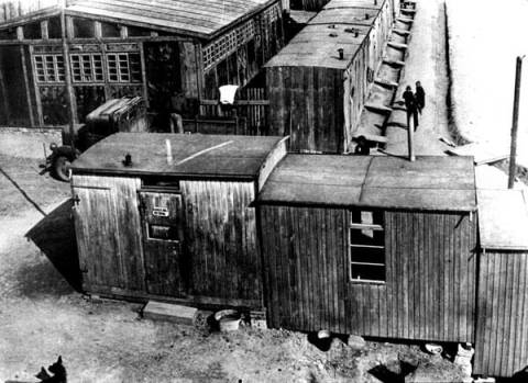 Lety Concentration Camp