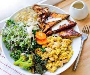 vegan macro bowl vegan diets