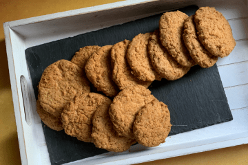 Vegan coconut cookie recipe