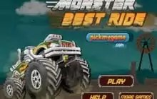 Monster Best Race