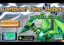 Combine Dino Robot