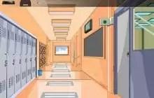 School Corridor Escape