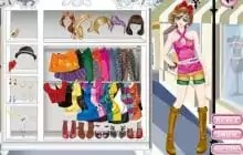 Magic Colorful Outfits