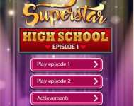 Superstar High School HTML5