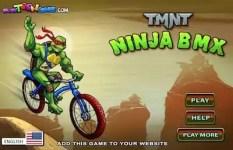 TMNT Ninja BMX