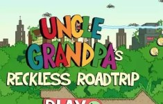 Uncle Grandpa's Reckless Road Trip