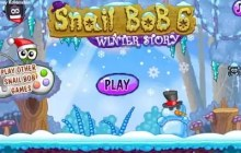 Snail Bob 6- Winter Story