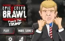 Epic Celeb Brawl- Punch The Trump