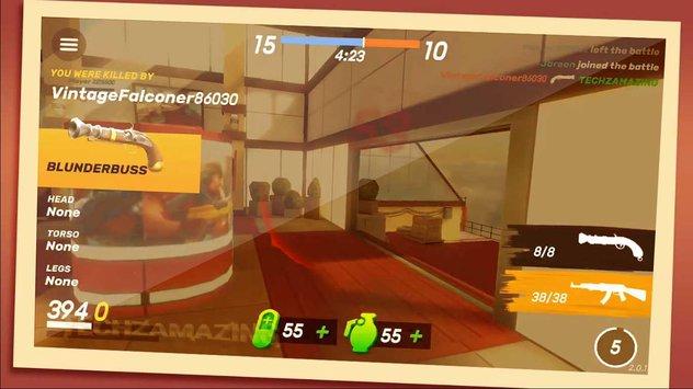 Tips For Guns Of Boom Online Shooter