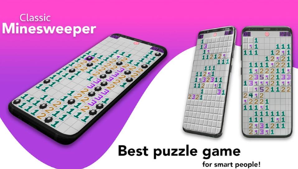 Minesweeper by Evgeny Karavashkin