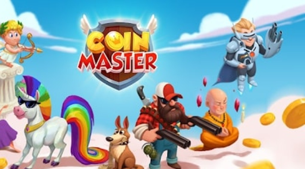 daily spins coinmaster