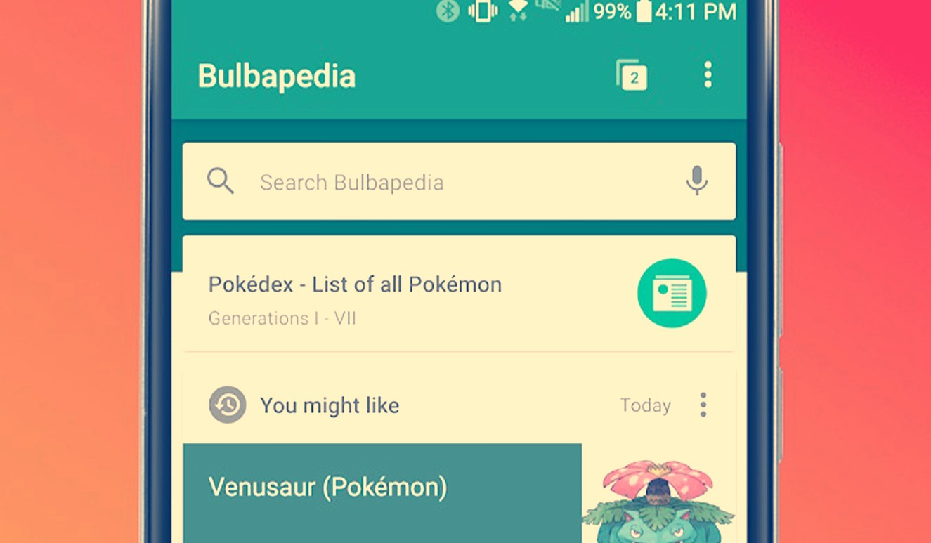 Top 5 Pokemon apps (not games) for Android