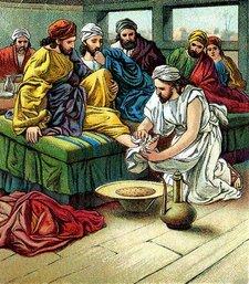 Jesus came to serve
