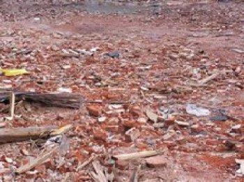 rubble ruins