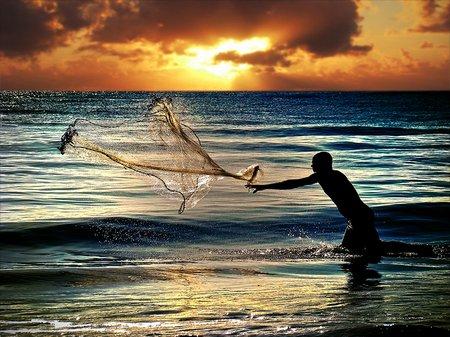fisherman fishers of men