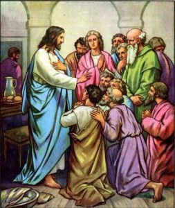 Jesus Appears to the Disciples