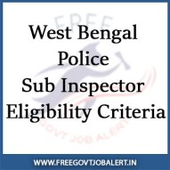 WB SI Eligibility Criteria
