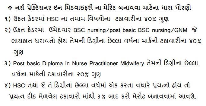 Gir Somnath DUHU Nurse Practitioner in Midwifery jobs 2020 Merit