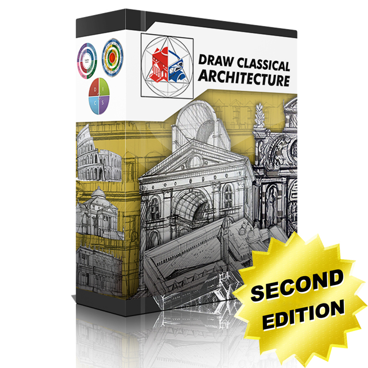 Draw Classical Architecture