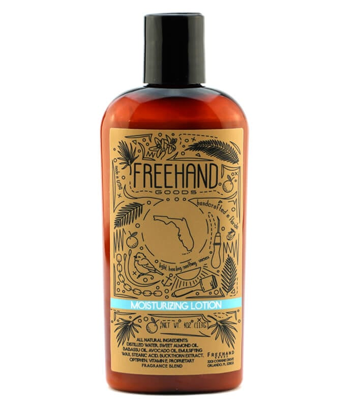 All Natural Moisturizing Lotion