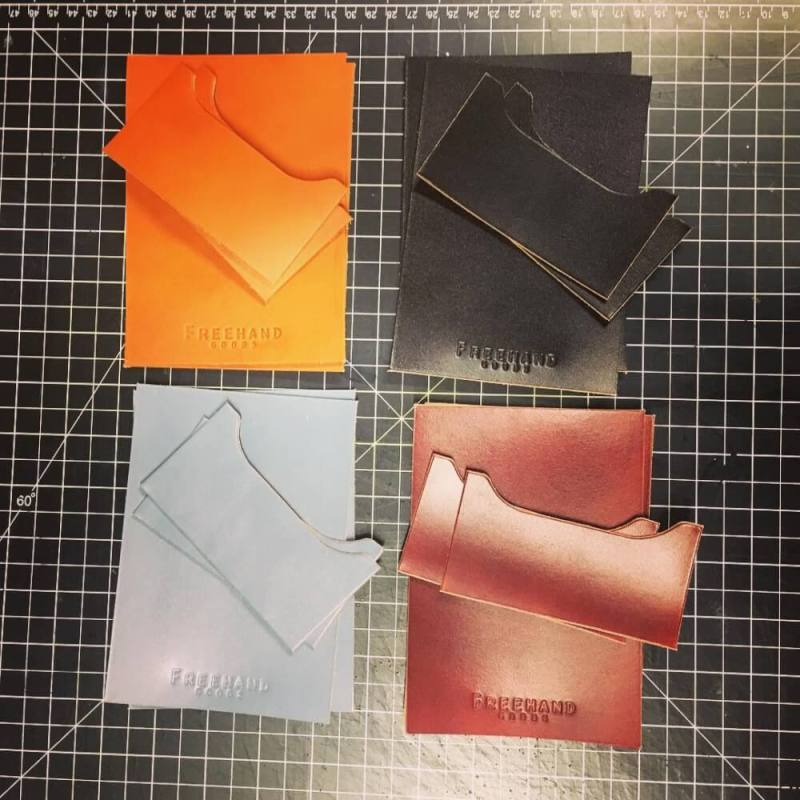 Mills Leather Cardholders