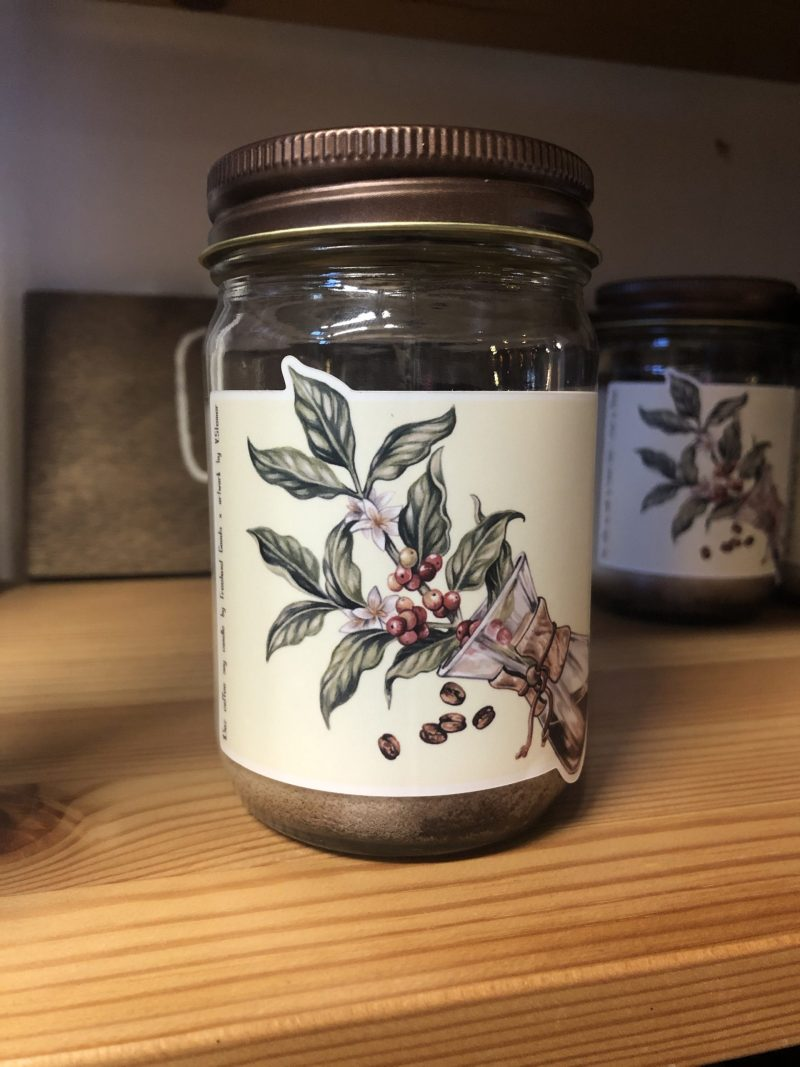 Coffee Signature Soy Candle