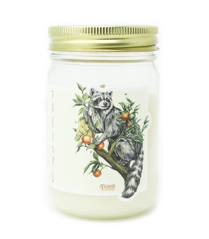 Beekeeper Signature Soy Candle
