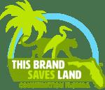 This Brand Saves Land Logo