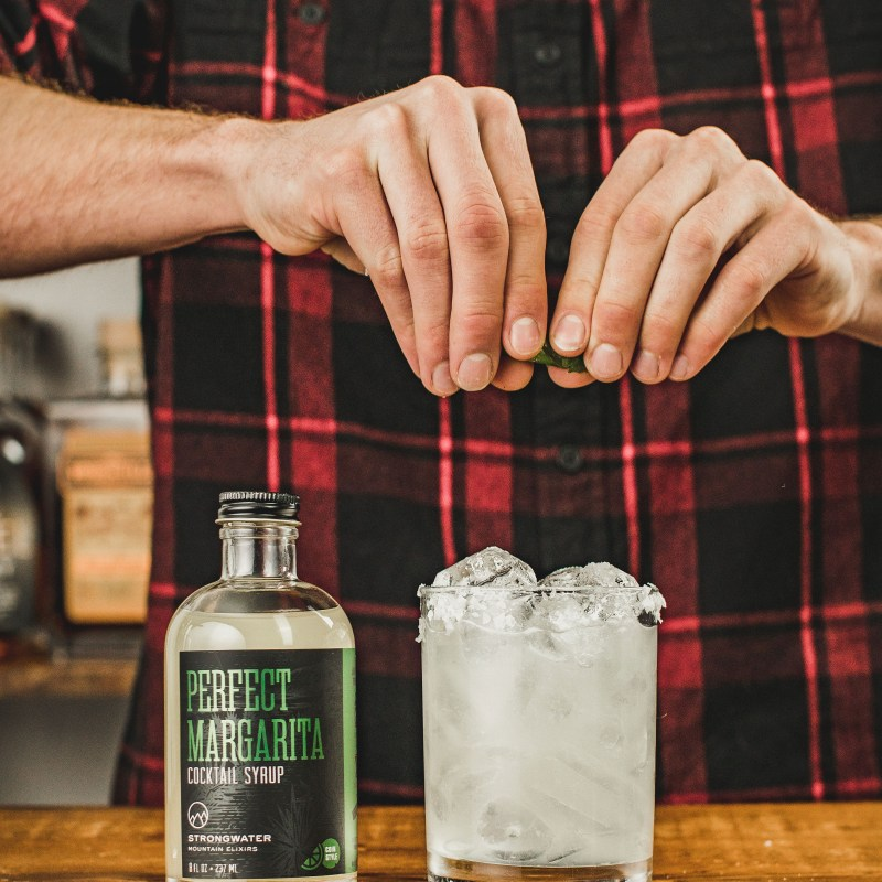 Strongwater Perfect Margarita Cocktail Syrup