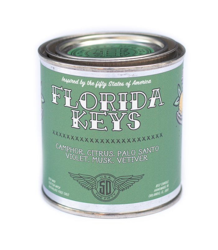 Florida Keys Soy Candle