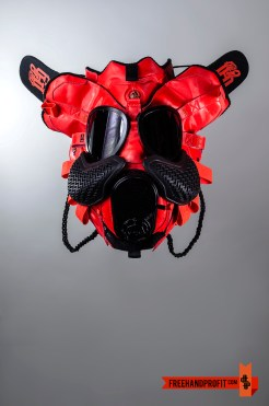 Adidas Top Ten 2000 Mask by Freehand Profit