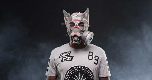 Photography by G M D THREE www.gmdthree.com Sneaker Masks by Freehand Profit freehandprofit.com Modeled by @Figgs8and9 Tees available on 8and9.com
