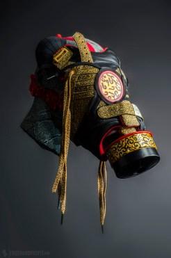 adidas x Kara Messina Pro Shells Gas Mask by Freehand Profit