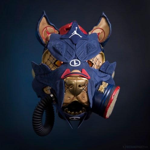 IG 140 DB6 Pit Bull Gas Mask 01