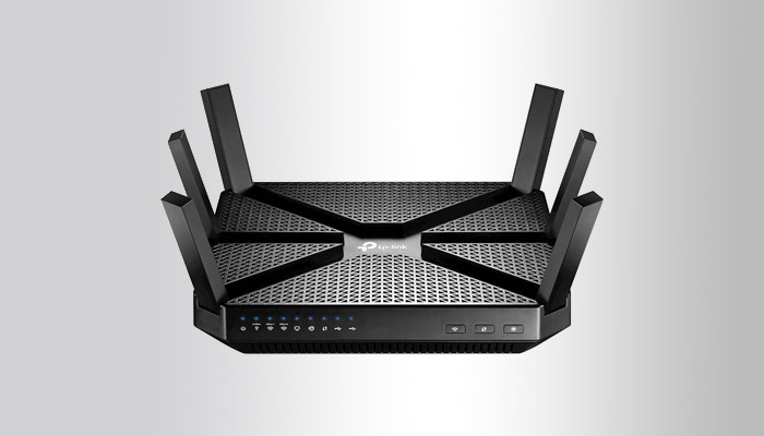 TP-Link AC4000 Smart WiFi Router - Best Small Business Router