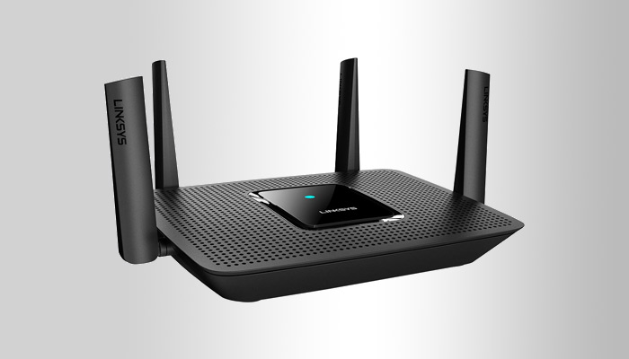 Linksys Tri-Band Wi-Fi Router