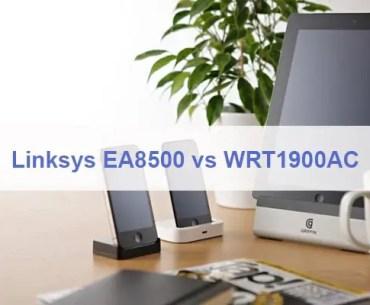 Linksys EA8500 vs WRT1900AC